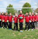 Handball-Schnuppertraining für Ochtendunger Mädchen
