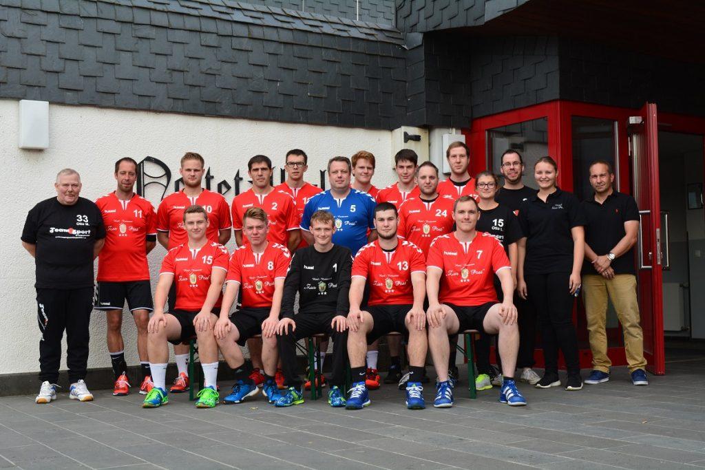 Zweite Mannschaft Saison 2016/17