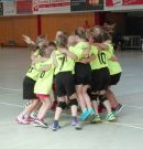 EVM CUP weibl. E-Jugend qualifiziert sich für Endrunde