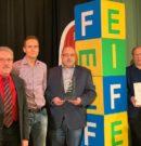 Auszeichnung Eifel-Award 2018 für den TV Welling 02