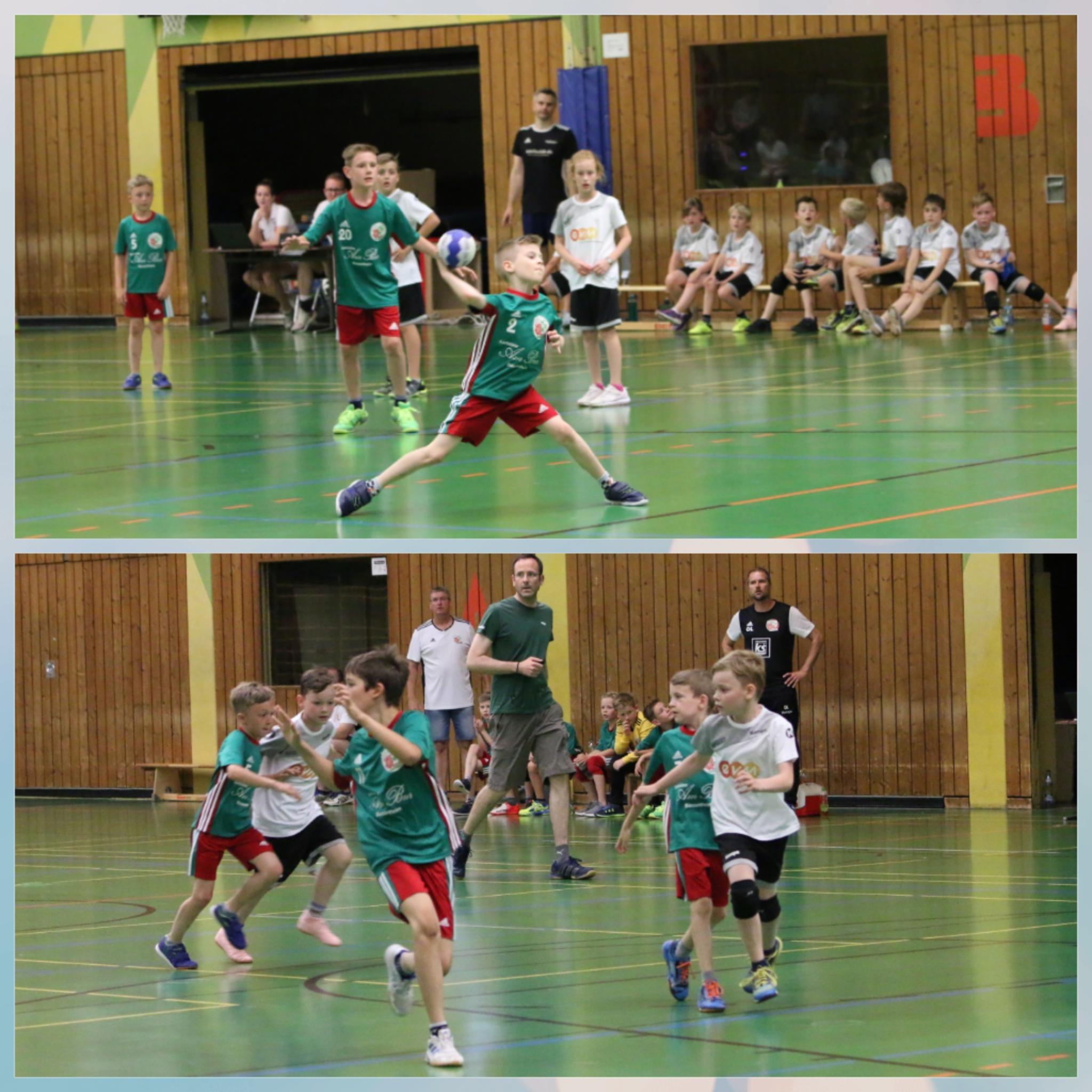 Handball Welling
