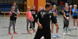 JSG Welling/Bassenheim macht seine Handball-Talente auch fit im Kopf