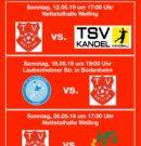 Relegationsspiele RPS-Oberliga