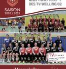 Saisonzeitschrift des TV Welling 02